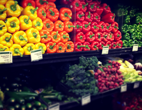 Follow the Rainbow: A Color Guide To A Healthier You!