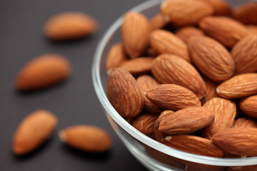 Almonds…One Healthy NUT!!!