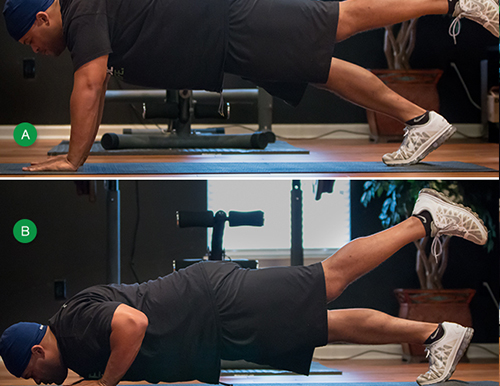 Push Ups – The Ultimate Chest Exercise