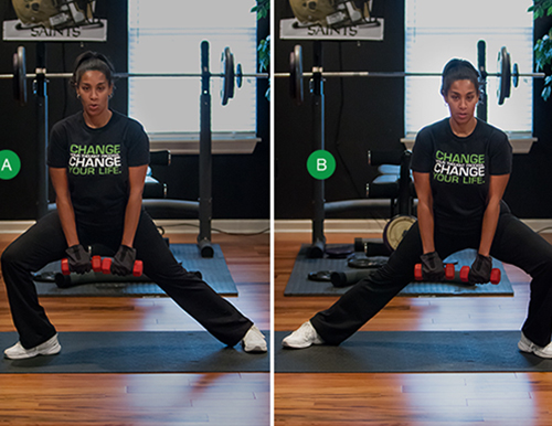 Lunges – Excellent Lower Body Exercise
