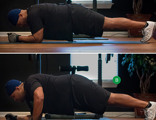 The Plank: A Core Strengthing & Stability Exercise