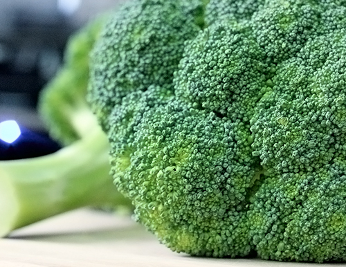 Broccoli – A Nutrient Rich Vegetable