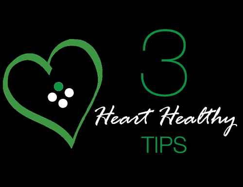 3 Tips To Keep Your Heart Healthy