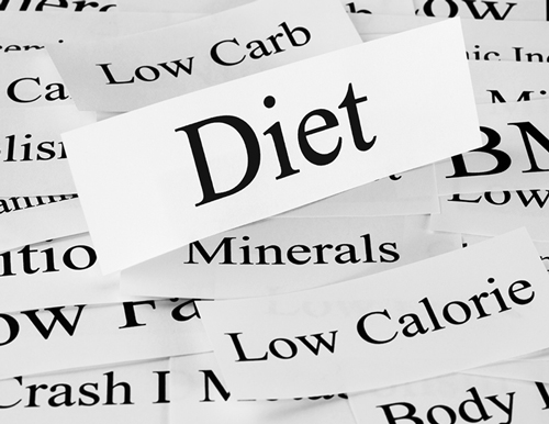 5 Reasons Diets Don't Work