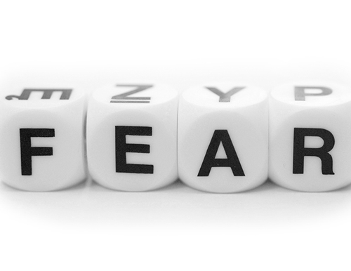 Are you afraid to choose or are you afraid to change?