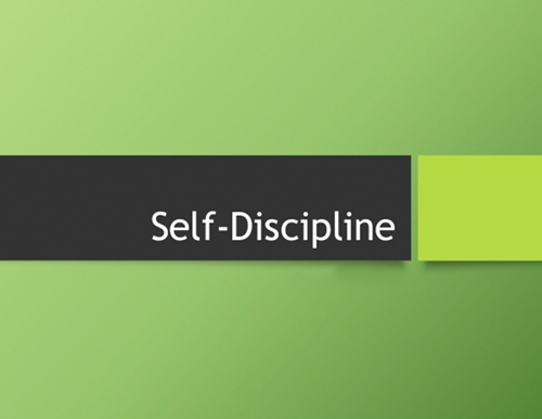 Get It Done: 3 Ways to Improve Your Self-Discipline