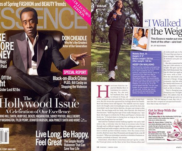 BC Press Features essence