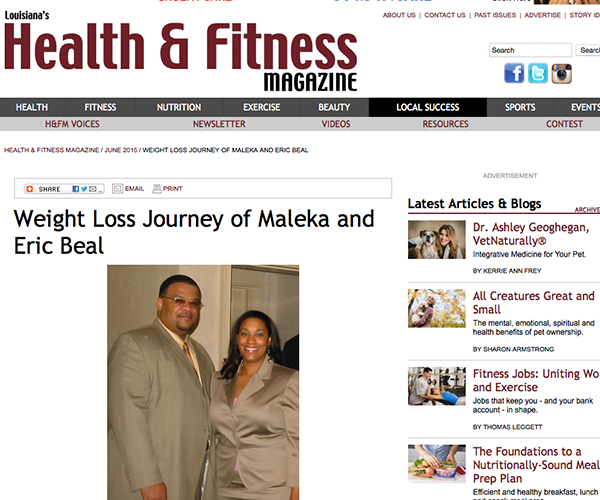 BC Press Features healthfitness