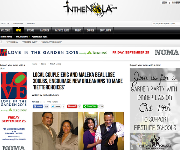 BC Press Features inthenola