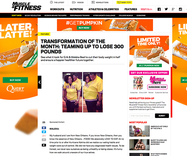 BC Press Features musclefitness