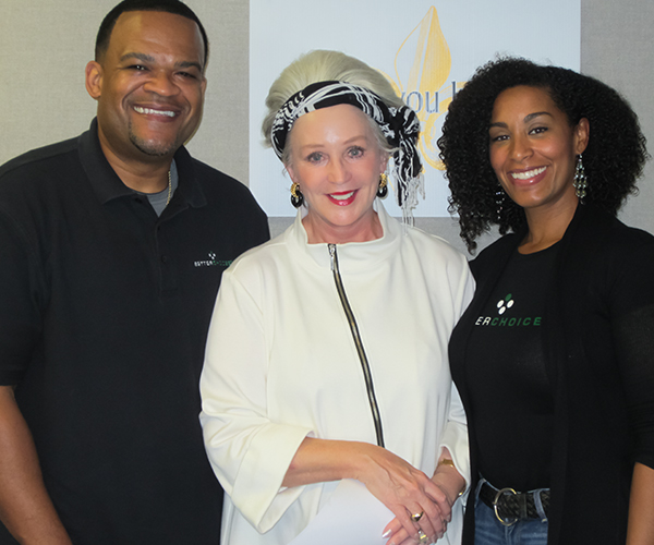 WWL-Radio with Angela Hill